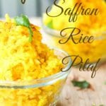 saffron rice pin