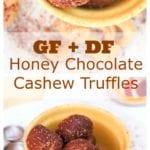 cashew truffles pin