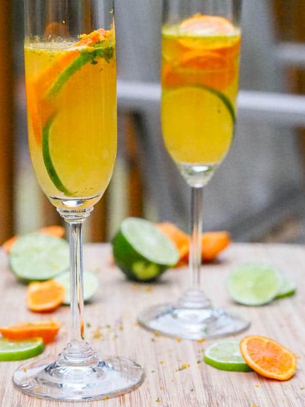 Prosecco Mimosas