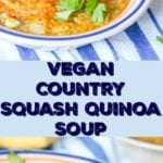 quinoa soup pin