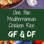 mediterranean rice pin