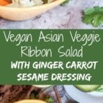asian carrot salad