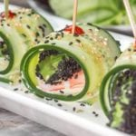 avocado cucumber roll