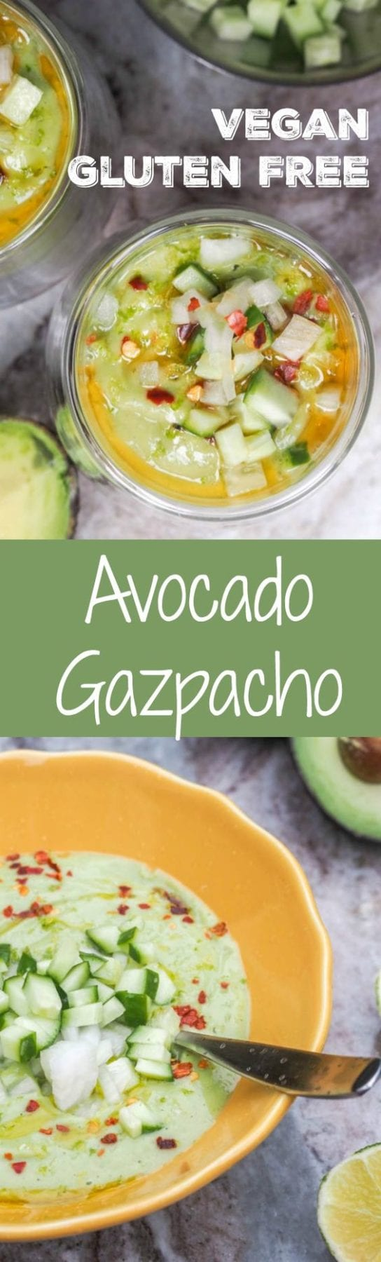 avocado soup pin