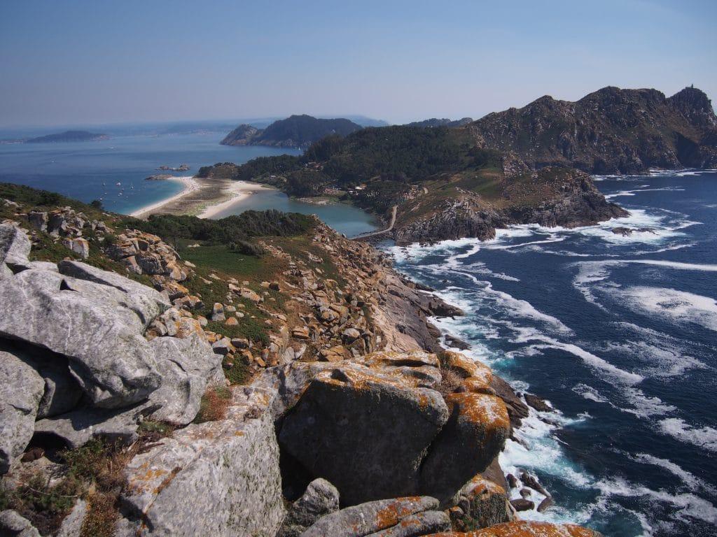 Cies Islands Spain