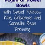 vegan power bowl pin