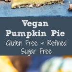 vegan pumpkin pie pin
