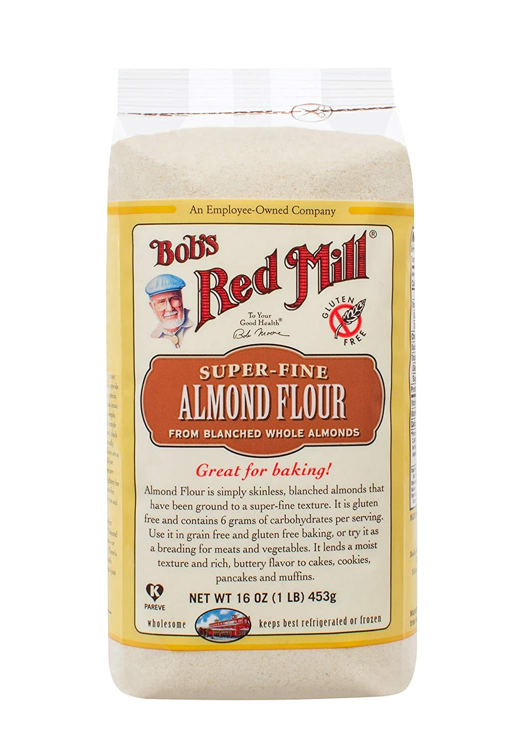 Bobs red mill super fine almond flour