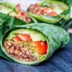 Raw-Vegan-Recipes-Collard-Wraps