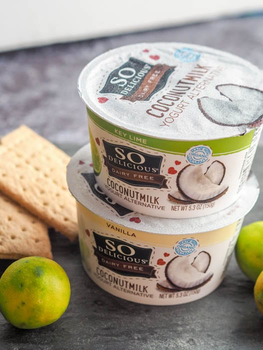 So delicious dairy free coconut milk yogurt key lime flavor