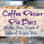 Coffee Pecan Pie Bars Pin
