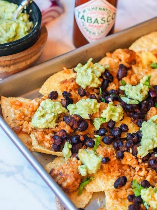 vegan nachos ready to eat