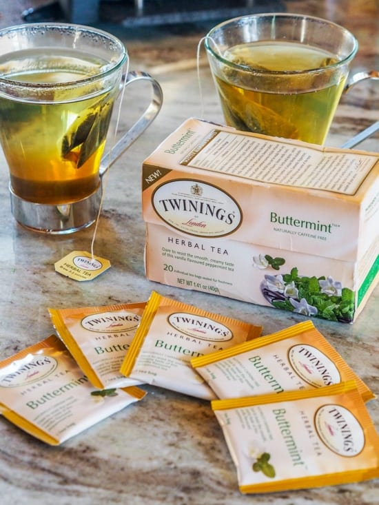Buttermint Twinings Tea
