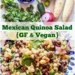 Mexican Quinoa Salad Pin