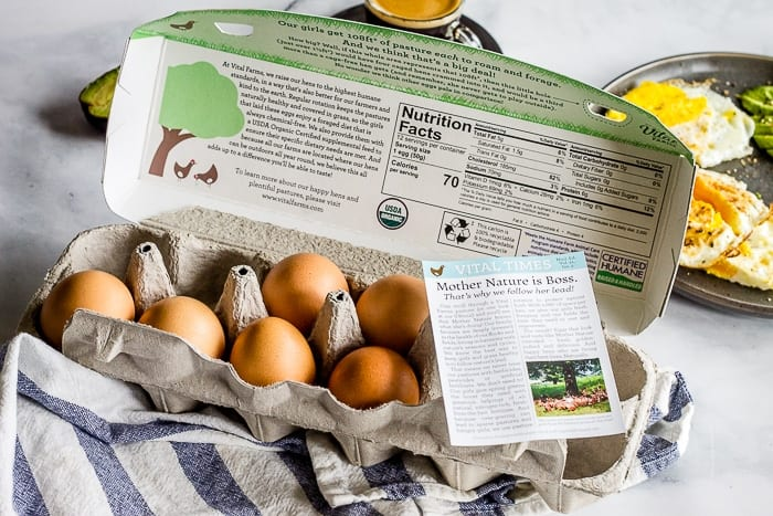 Vital Farms Eggs Pasture Raised_