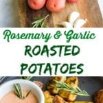 Rosemary Roasted Potatoes Pin