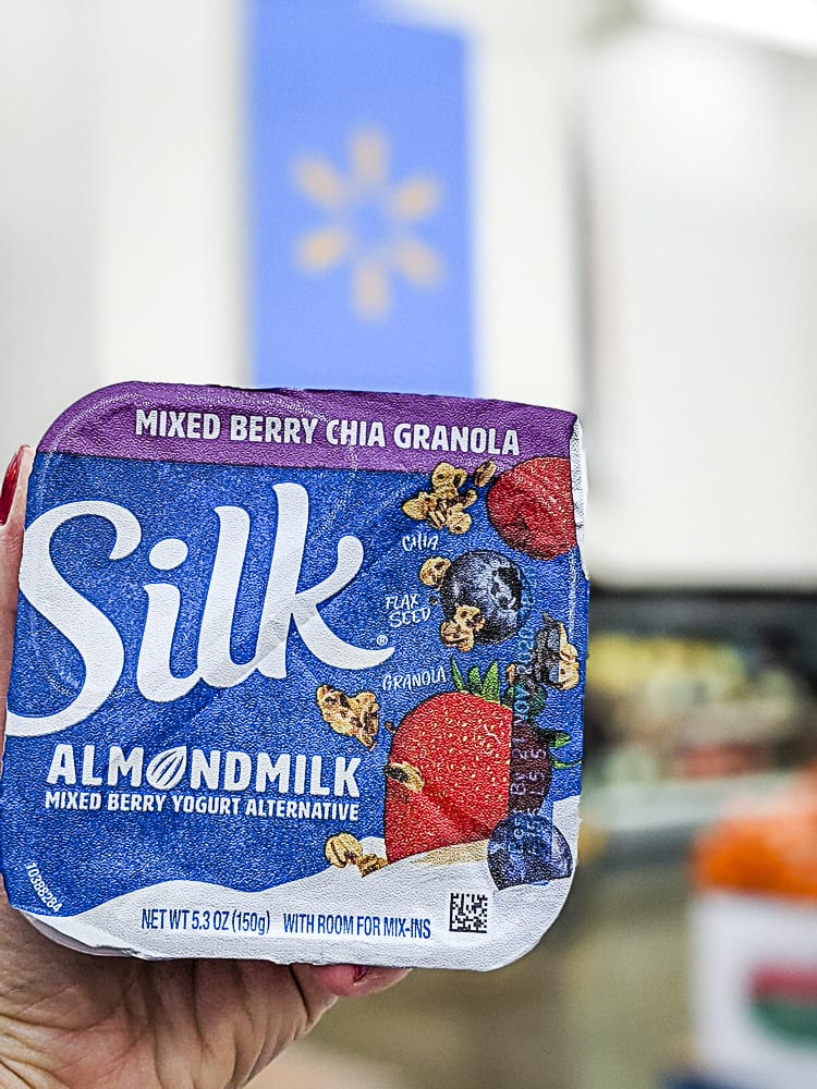 Silk Almondmilk Mixed Berry Yogurt Alternative