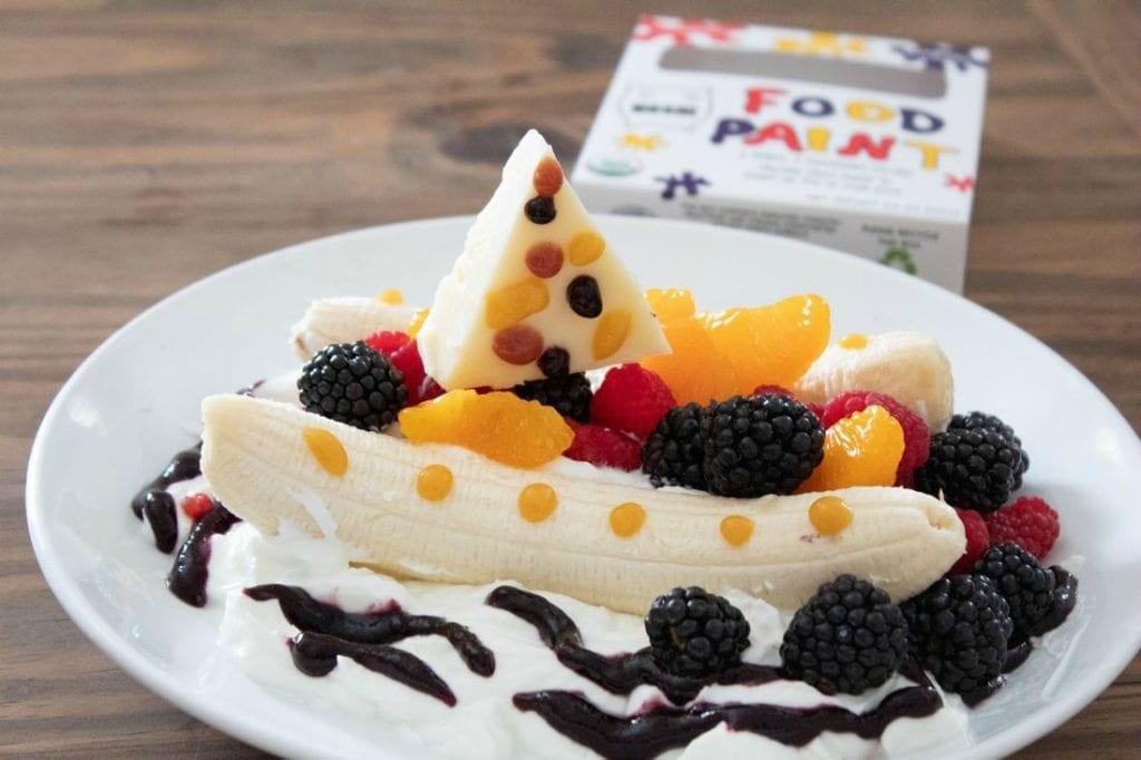 Breakfast Yogurt Fruit Boats