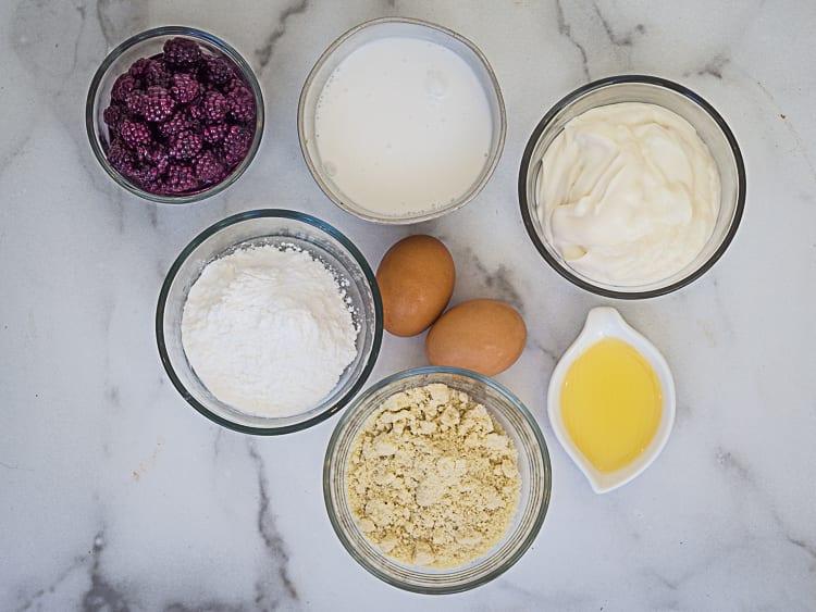 paleo crepe ingredients